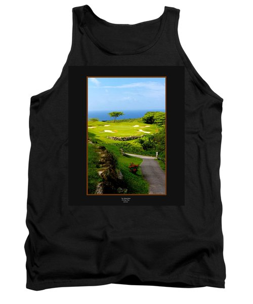 The White Witch Jamaica Tank Top
