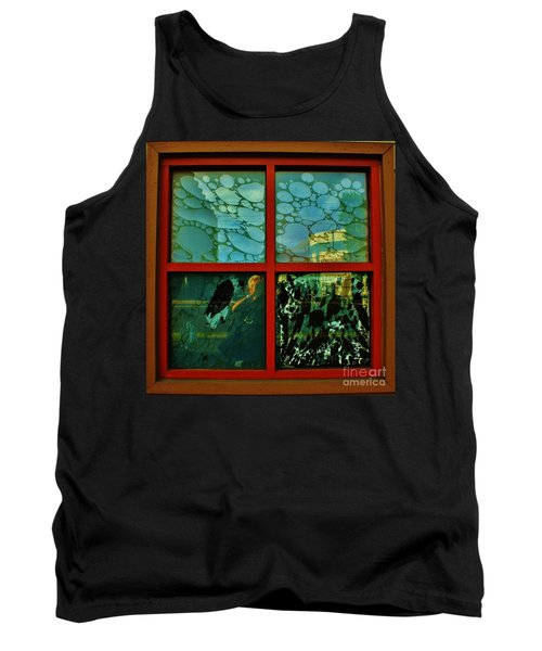 The Window Tank Top by Craig Wood