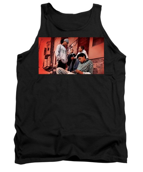 The Wire Tank Top