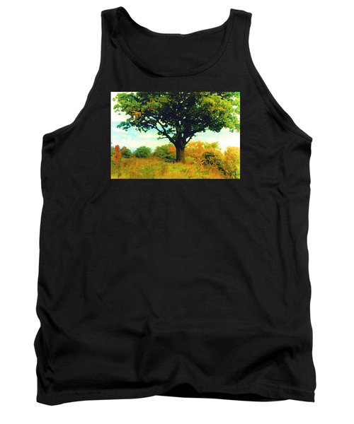 The Witness Tree Tank Top