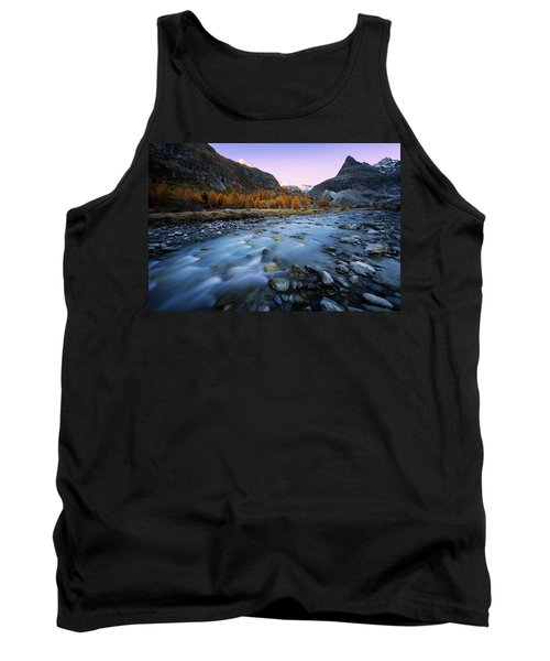 The Witnesses Tank Top