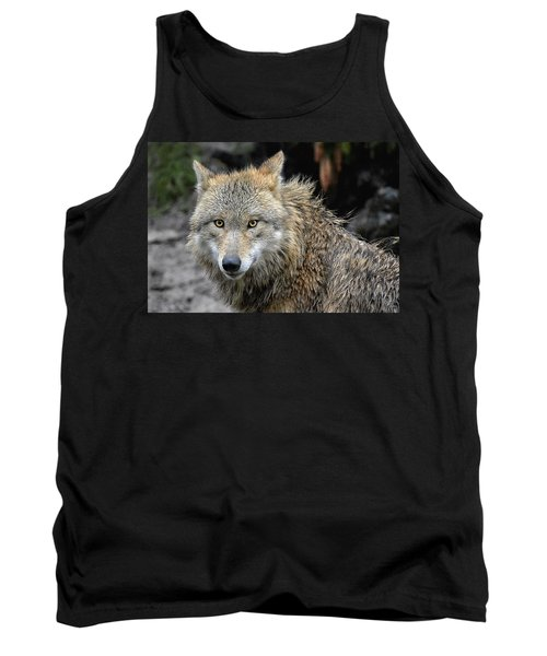 The Wolfess Tank Top