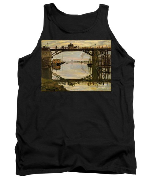 The Wooden Bridge Tank Top