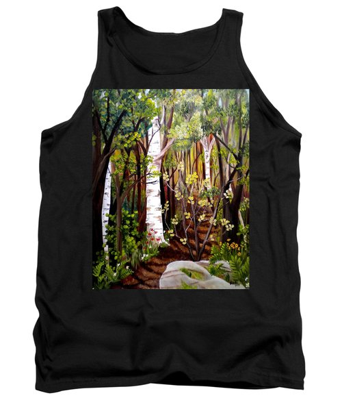 The Woodland Trail Tank Top