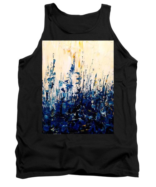 The Woods - Blue No.1 Tank Top