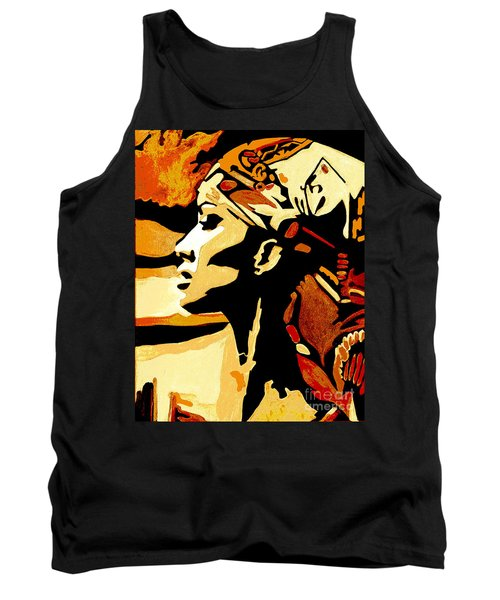 Then As It Was Then Again It Will Be Tank Top
