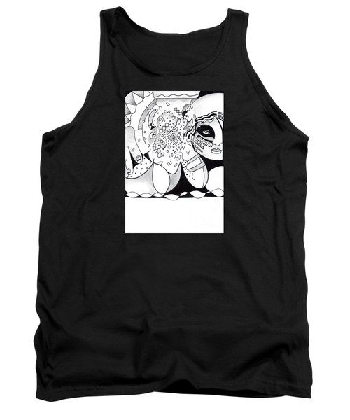Then There Is That Tank Top