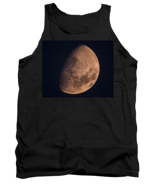 There's A Moon Up Tonight Tank Top