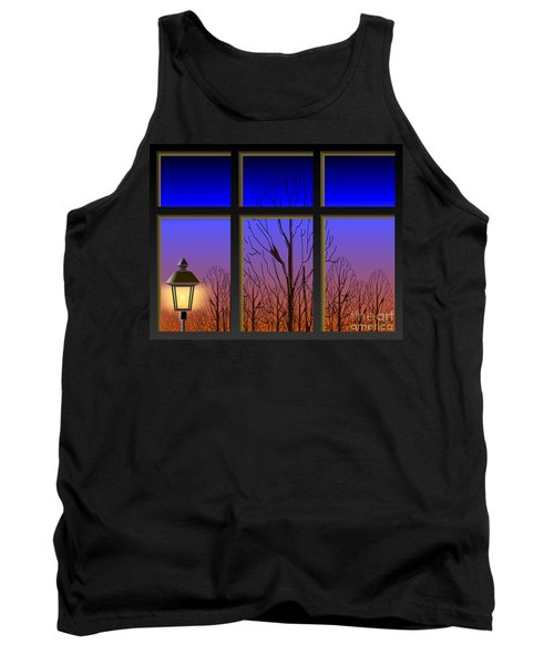 The Window II Tank Top
