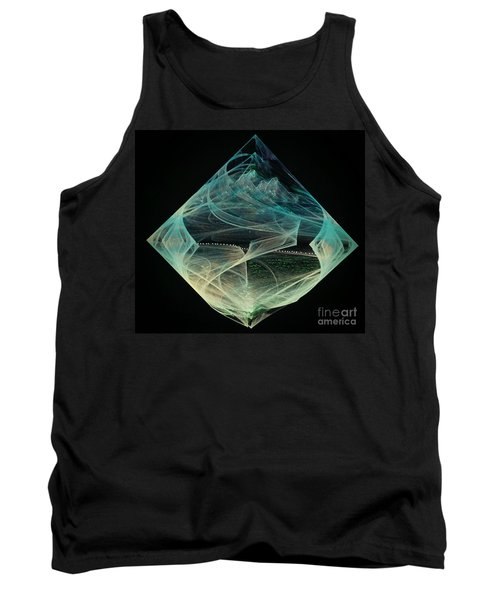Thinning Of The Veil Tank Top