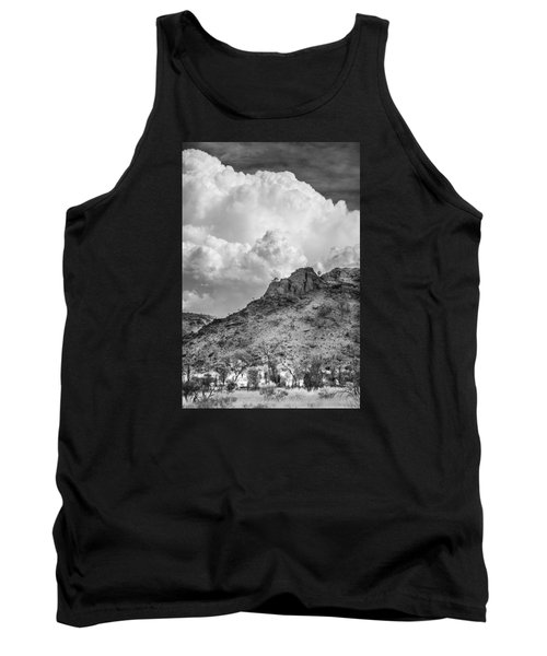 Thirsty Earth Tank Top by Racheal  Christian