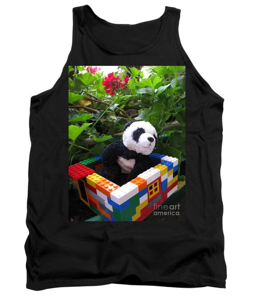 Tank Top featuring the photograph This House Is Too Small For Me by Ausra Huntington nee Paulauskaite