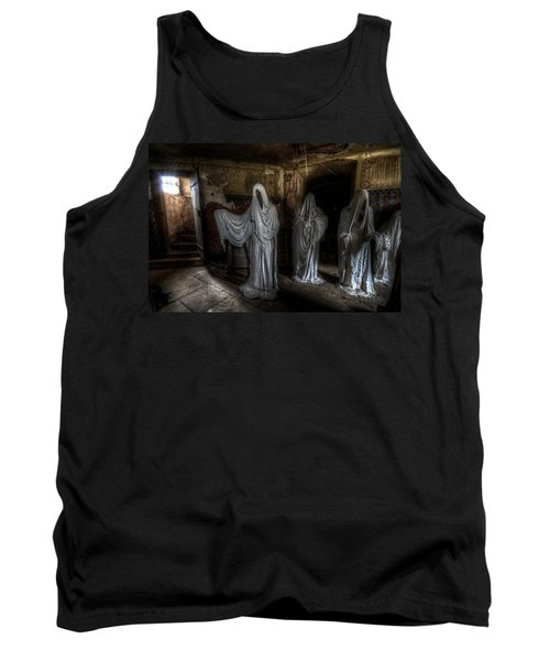 This Way Please Tank Top by Nathan Wright