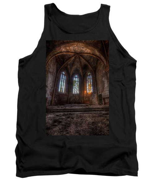 Three Tall Arches Tank Top by Nathan Wright