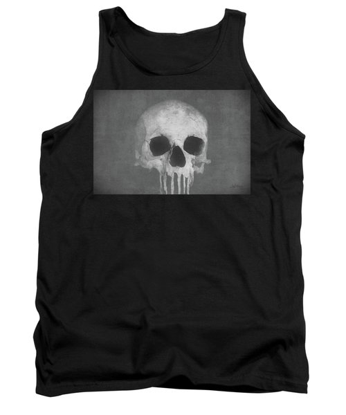 Through Blood Tank Top by Joseph Westrupp