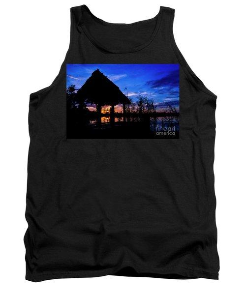 Through The Tiki Tank Top