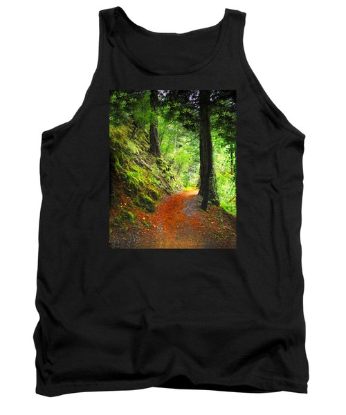 Through The Woods Tank Top
