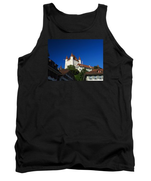 Thun Castle Tank Top by Ernst Dittmar