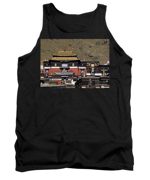 Tibet_110-6 Tank Top