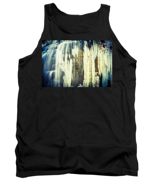 Water And Ice Tank Top