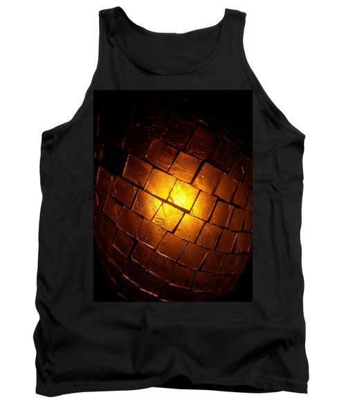 Tank Top featuring the photograph Tiffany Lamp by Robert Knight