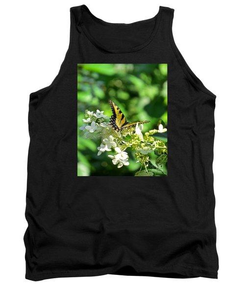 Tiger Swallowtail  Tank Top by Nancy Patterson