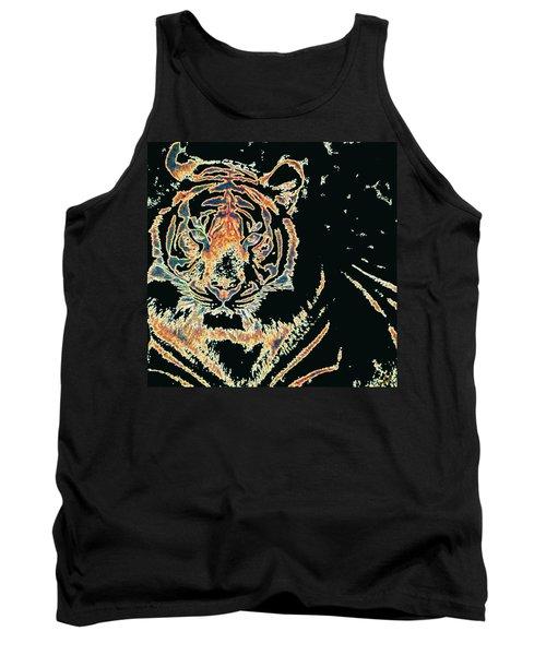 Tiger Tiger Tank Top
