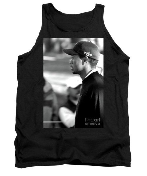 Tiger Woods Bw 2005 Tank Top
