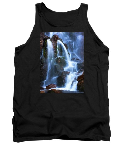 Timberline Falls Tank Top