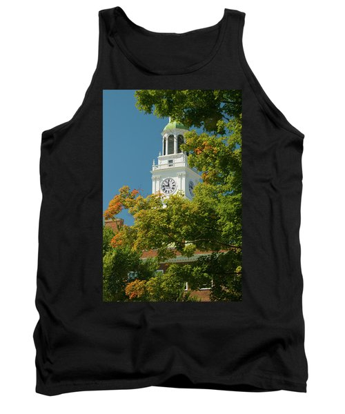 Time For Autumn Tank Top