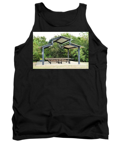 Tank Top featuring the photograph Time For Family ...  by Ray Shrewsberry