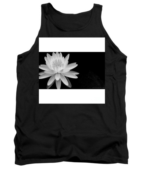 Black And White -timeless Lily Tank Top