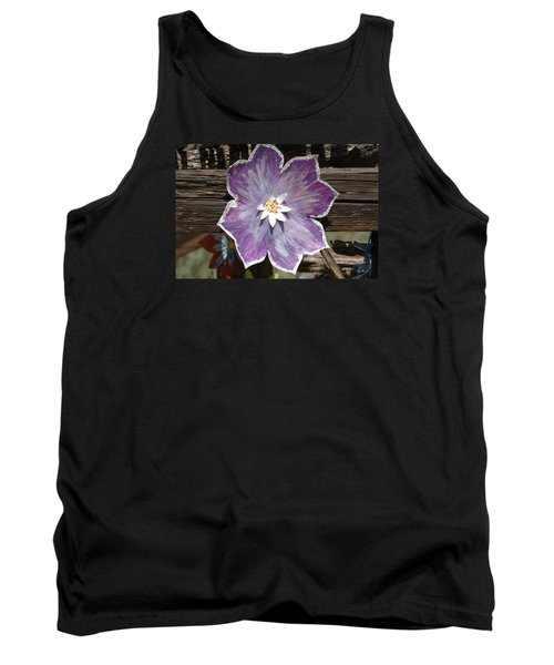 Tin Flower Tank Top