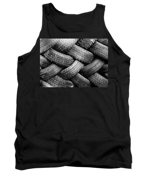 Tired Treads Tank Top