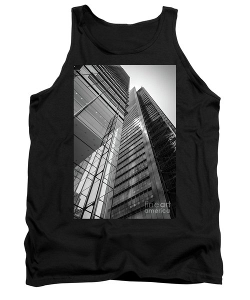 To The Top   -27870-bw Tank Top