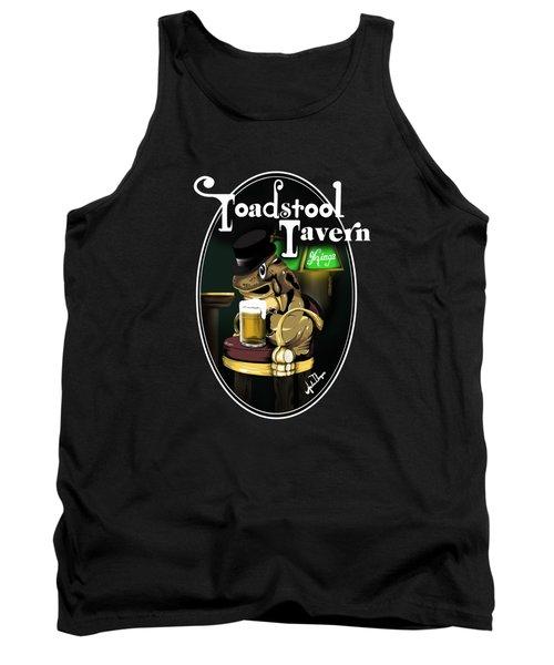 Toadstool Tavern  Tank Top