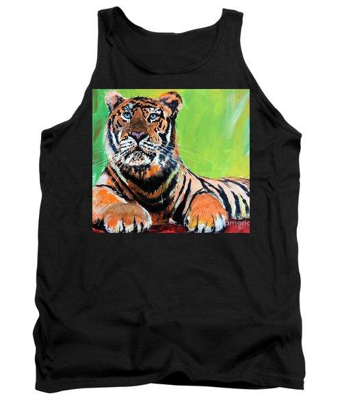 Tom Tiger Tank Top