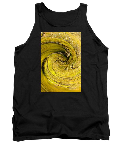 Tornado Tank Top by Marilyn Carlyle Greiner