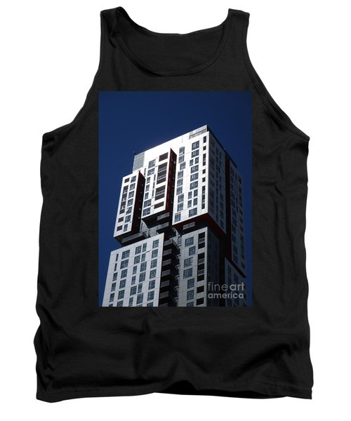 Toronto Skyscrapers 6 Tank Top by Randall Weidner