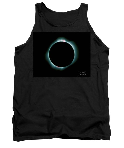 Total Solar Eclipse Tank Top