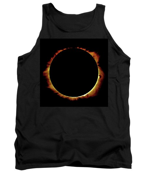 Totality Over Processed Tank Top