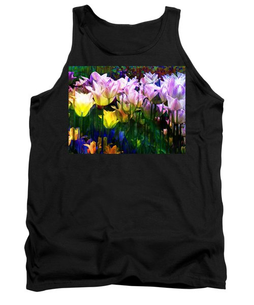 Totally Tulips Tank Top