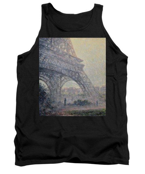 Paris , Tour De Eiffel  Tank Top