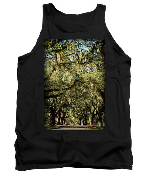 Towering Canopy Tank Top by Carla Parris
