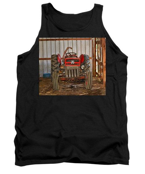 Tractor  Tank Top