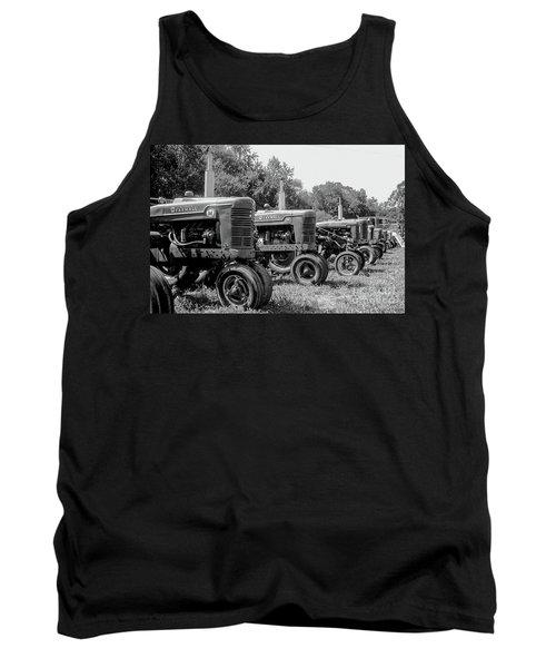 Tractors Tank Top