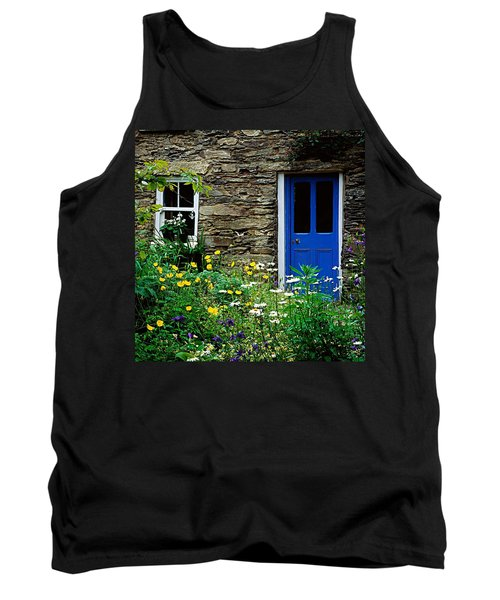 Traditional Cottage, Co Cork Tank Top