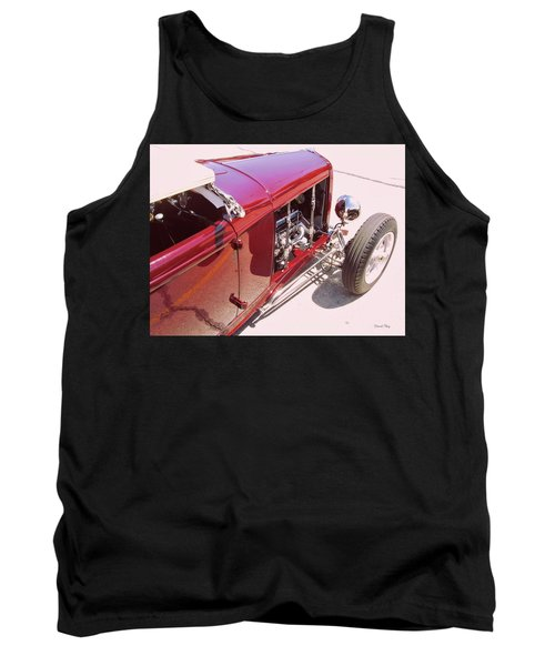 Traditional Roadster Tank Top