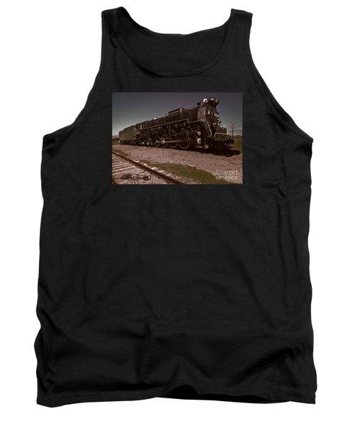 Train Engine # 2732 Tank Top