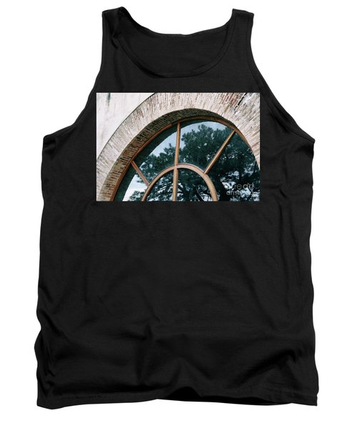 Trapped Tree Tank Top